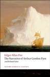The Narrative of Arthur Gordon Pym of Nantucket & Related Tales (World's Classics) - Edgar Allan Poe, J. Gerald Kennedy