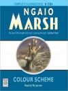 Colour Scheme (Roderick Alleyn Series) - Ngaio Marsh, Ric Jerrom