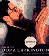 The Art of Dora Carrington - Jane Hill, Michael Holroyd
