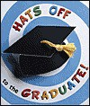 Hats off to the Graduate - Ariel Books
