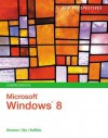 New Perspectives on Microsoft Windows 8, Comprehensive (New Perspectives (Course Technology Paperback)) - June Jamrich Parsons