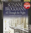 All Through the Night - Suzanne Brockmann, Michael Holland