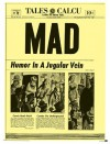 Mad Magazine #16 - Antoine D'Arcy, Harvey Kurtzman, Jack Davis, Will Elder