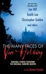 The Many Faces of Van Helsing - Jeanne Cavelos