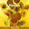 Flowers: Puzzle books - Parkstone Press