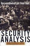 Security Analysis: Principles and Techniques - Benjamin Graham, David Dodd