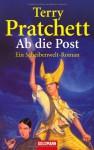 Ab die Post - Terry Pratchett, Andreas Brandhorst