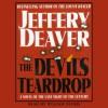 The Devil's Teardrop (Audio) - William Dufris, Jeffery Deaver