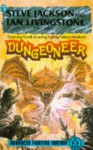Dungeoneers: Advanced Fighting Fantasy (Puffin Adventure Gamebooks) - Steve Jackson, Ian Livingstone