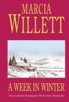 A Week in Winter - Marcia Willett