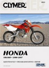 Honda XR650R: 2000-2007 - Ron Wright