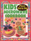 Kids' Microwave Cookbook - Jacki Pan-Passmore