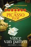 The Picasso Flop (Texas Hold'em Mysteries) - Vince Van Patten, Robert J. Randisi