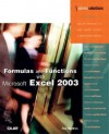 Formulas and Functions with Microsoft Excel 2003 - Paul McFedries