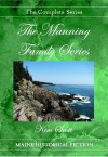 The Manning Family Series: The Complete Series - Kim Scott