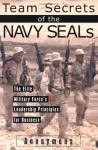 Team Secrets Of The Navy Seals - Lionheart Books, Ltd, Robert Needham