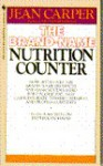 Brand-Name Nutrition Counter - Jean Carper