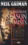 The Sandman Library 4: Season Of Mists (The Sandman) - Mike Dringenberg, Matt Wagner, Kelley Jones, Neil Gaiman