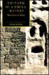Epitaph of a Small Winner - Machado de Assis, William L. Grossman, Susan Sontag