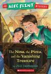 An Alec Flint Mystery #1: Nina, the Pinta, and the Vanishing Treasure - Jill Santopolo