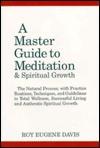 A Master Guide to Meditation - Roy Eugene Davis