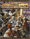 Warhammer Fantasy Roleplay Character Record Pack - Green Ronin