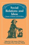 Social Relations and Ideas: Essays in Honour of R. H. Hilton - T.H. Aston, Christopher Dyer, Joan Thirsk, P. R. Coss