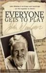 Everyone Gets to Play - John Wimber, Christy Wimber