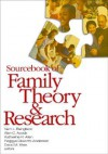 Sourcebook Of Family Theory & Research - Vern L. Bengtson, Alan C. Acock, Katherine R. Allen, Peggye Dilworth-Anderson
