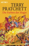 Die Farben der Magie (Scheibenwelt, #1) - Terry Pratchett, Andreas Brandhorst