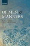 Of Men and Manners: Essays Historical and Philosophical - Anthony Quinton, Anthony Kenny