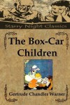 The Box-Car Children - Gertrude Chandler Warner, Richard S. Hartmetz