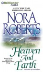 Heaven and Earth - Sandra Burr, Nora Roberts