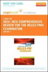 Hesi Comprehensive Review for the NCLEX-PN? Examination - Pageburst E-Book on Vitalsource + Evolve Access (Retail Access Cards) - HESI