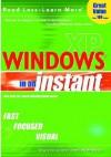 Windows Xp In An Instant - Ruth Maran