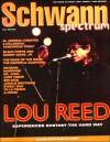 Schwann Spectrum (Spring 2000) - Lou Reed