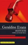 Death Dues - Geraldine Evans