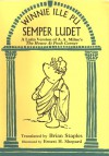 Winnie Ille Pu Semper Ludet: A Latin Version of House At Pooh Corner - A.A. Milne, Ernest H. Shepard, Brian Staples