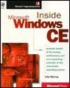 Inside Microsoft Windows CE - John Murray