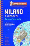 Michelin Milano Mini-Spiral Atlas No. 2046 - Michelin Travel Publications