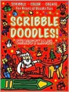 Scribble Doodles! Christmas! - Autumn Publishing, Simon Abbott, Jessie Eckel, Andy Davies