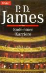 Ende Einer Karriere - P.D. James