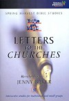 Letters to the Churches: Revelation 1-3: Spring Harvest Bible Workbook - Jenny Baker