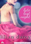 Late Last Night (River Bend) - Lilian Darcy