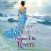 Summer Is for Lovers (Audio) - Jennifer McQuiston, Lana J. Weston