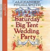 Saturday Big Tent Wedding Party - Adjoa Andoh, Alexander McCall Smith