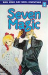Seven Magic Flower Vol. 2 - Yu Asagiri