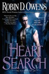 Heart Search (Celta's Heartmates, #10) - Robin D. Owens