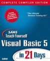 Sams' Teach Yourself Visual Basic 5 In 21 Days - Nathan Gurewich, Ori Gurewich