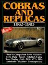 Cobras & Replicas Sixty-Two to Eighty-Three - R.M. Clarke, R.M. Clark